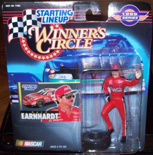 Starting Lineup Winner's Circle - Dale Earnhardt 1999