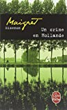UN CRIME EN HOLLANDE (MAIGRET)