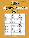 500 Jigsaw Sudoku 9x9: Volume 1