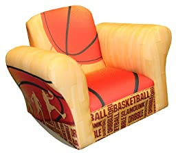 Newco Small Standard Rocker, Kids Basketball Slam Dunk