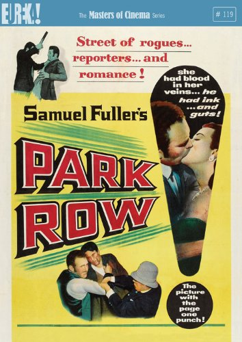 PARK ROW (Masters of Cinema) (DVD) [1952]
