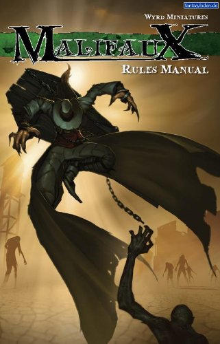 Malifaux Rules Manual Handbook - 1