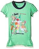 #2: Donuts Baby Girls T-Shirt (265970483_Green_06M)
