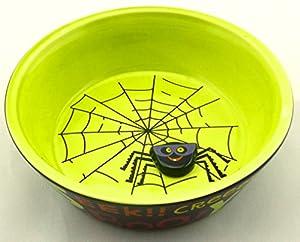 Amazon.com | Hallmarks 2009 Halloween Spider Candy Bowl ...