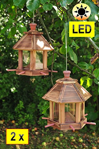 2-bird-house-birdhouse-feeder-feeding-station-with-led-light-romantic-lighting-in-double-pack-with-6