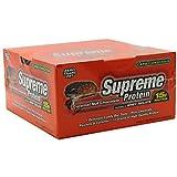 Supreme Protein Carb Conscious Bar 9 x 43g Bar(s) - Caramel Nut Crunch