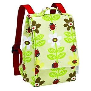 SugarBooger Ladybug Kiddie Play Back Pack