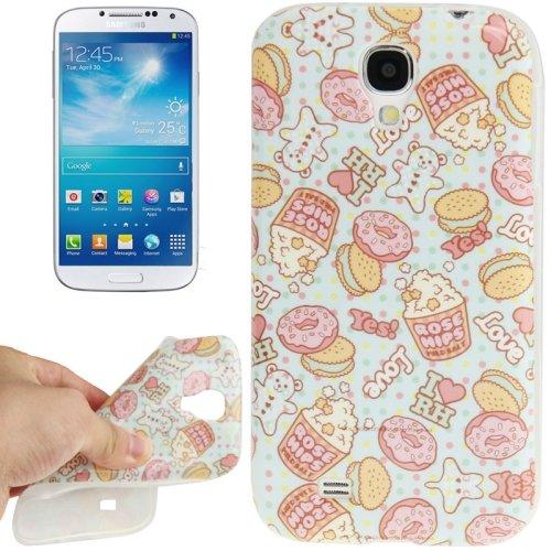 sweet-biscuits-pattern-tpu-case-funda-carcasa-para-samsung-galaxy-s4-i9500-