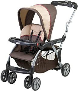 Baby Trend Sit N Stand Deluxe Stroller, Sophie