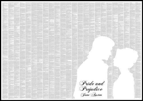 Spineless Classics - tutta la storia in una sola pagina - Pride and Prejudice