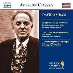 Milken Archive of American Jewish Music: Symphony