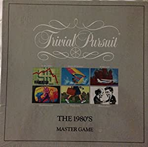 Trivial Pursuit: The 1980's Master Game