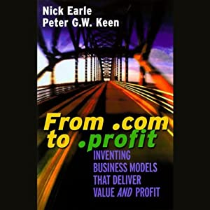 From .com to .profit Audiobook