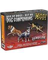 Guillotine Games - 331540 - Zombicide - Dog Companions