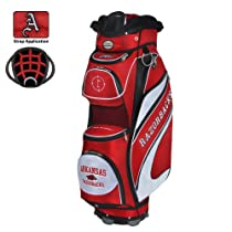 NCAA Arkansas Razorbacks The Bucket Cooler Cart Bag