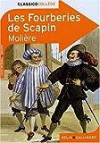 echange, troc Molière, Françoise Spiess - Les Fourberies de Scapin