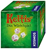 ケルトダイス(Keltis Das Wurfelspiel)/Kosmos/Reiner Knizia
