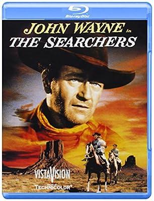 The Searchers [Blu-ray]