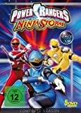 Power Rangers - Ninja Storm - Complete Season [Import allemand]