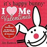 It's Happy Bunny: I (Heart) Me: Valentines (0439915473) by Benton, Jim