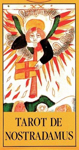 DG Diffusion - Jeu de cartes - Divinatoires - Tarot de Nostradamus