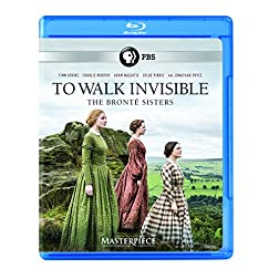 Masterpiece: To Walk Invisible: The Bronte Sisters [Blu-ray]
