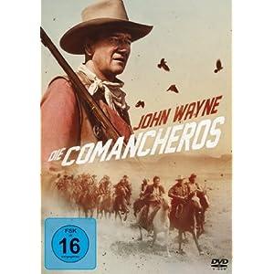 Die Comancheros [Import allemand]