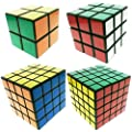 YooNeo Rubiks Cube Puzzle Set 2x2x2 3x3x3 4x4x4 5x5x5