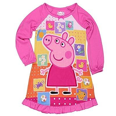 Peppa Pig Toddler Poly Nightgown Pajamas