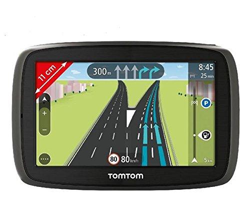 GPS TOMTOM Star 40 Europe, écran 4,3 pouces, Tap&Go, recherche rapide,points d'intérêts, zones de danger permanentes