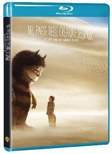 Nel paese delle creature selvagge [Blu-ray] [IT Import]