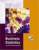 Essentials of Business Statistics with Student CD-ROM (0072869240) by Bowerman, Bruce L