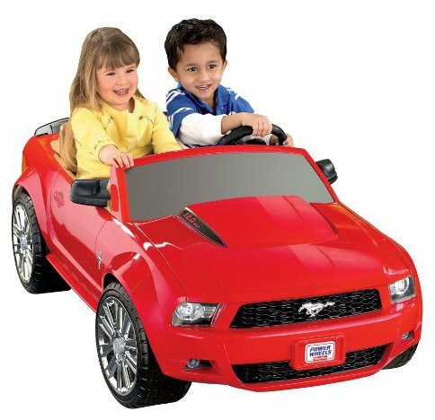Fisher-Price Power Wheels Ford Mustang (Mustang Battery Car compare prices)