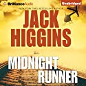 Midnight Runner: Sean Dillon, Book 10 Audiobook by Jack Higgins Narrated by Michael Page