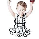MIOIM 子供服 チエック 上下セット tシャツ ロングパンツ かっこいい かわいい 最新 デザイン おしゃれ 黒白 ベビー服 ボーイズ 男の子 ガールズ 女の子 男女兼用 ランキングお取り寄せ