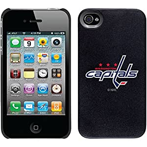 Coveroo Thinshield Snap-On Case for iPhone 4/4s - Washington Capitals Primary Logo