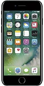 Apple iPhone 7 Unlocked Phone 128 GB - US Version (Jet Black)