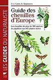 echange, troc David Carter, Brian Hargreaves - Guide des chenilles d'Europe : Les chenilles de plus de 500 espèces de papillons sur 165 plantes