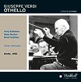 Verdi: Otello (Nocker, Gutstein/Berlin/Neumann 1959) Hans Nocker (Othello)