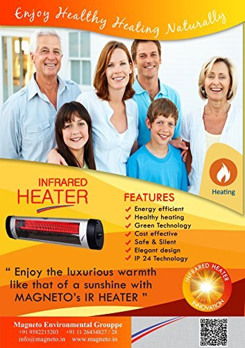 Magneto-MC-IR-25-Room-Heater