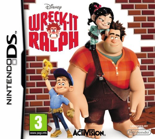 Wreck-It Ralph (Nintendo DS) by ACTIVISION (Wreck It Ralph Game Ds compare prices)