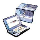 Olaf Design Protective Decal Skin Sticker for Nintendo 3DS XL (2014)(High Gloss)