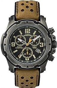 Timex Men's TW4B015009J Expedition Rugged Analog Display Quartz Brown Watch
