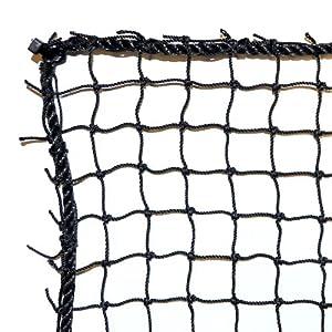Dynamax Sports Golf Practice Barrier Net, Black, 15X30-ft by Dynamax Sports