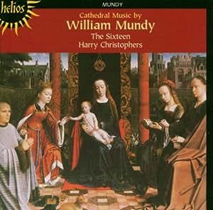 William Mundy : Musique de cathédrale