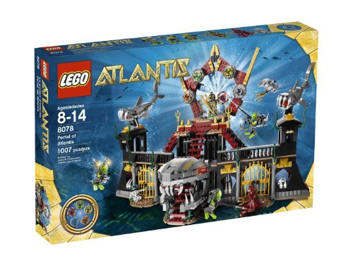 LEGO Portal of Atlantis 8078 Amazon.com
