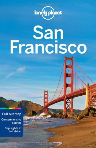 san francisco travel guide lonely planet harvard book