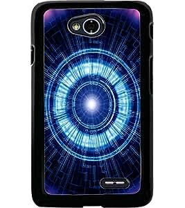 ColourCraft Digital Design Back Case Cover for LG L70