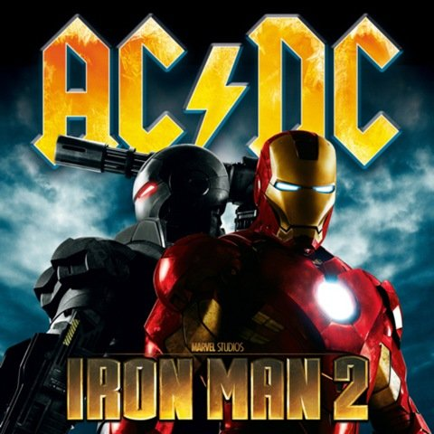 AC-DC - Iron Man 2 - Soundtrack - Zortam Music