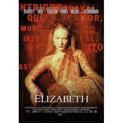 Elizabeth+Movie+Cate+Blanchett+Original+Poster+Print+-+27x40